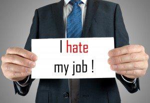 I hate My Job. ListLand.com