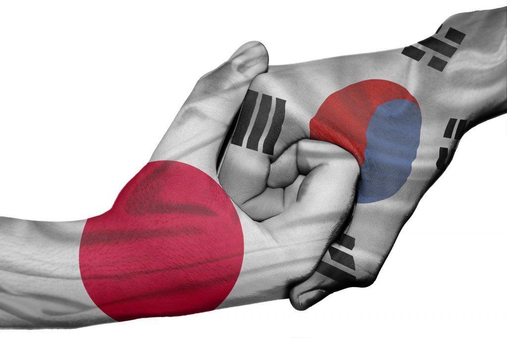Japan and South Korea Host 1