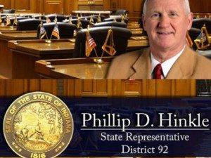 Phillip Hinkle, Indiana State Representative
