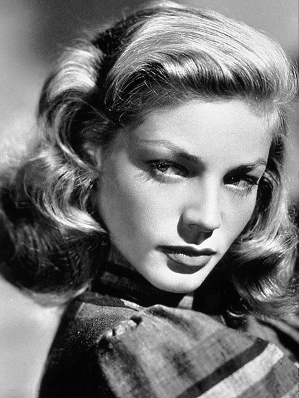Lauren Bacall: 7th Most Beautiful Woman