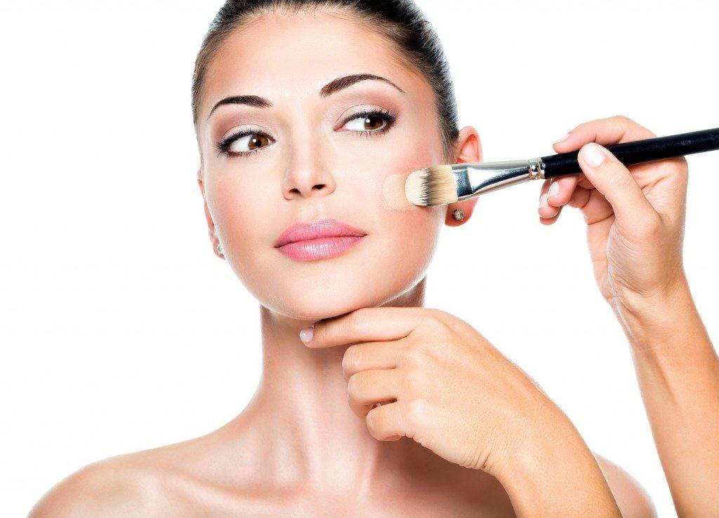 Makeup a Secret Weapon
