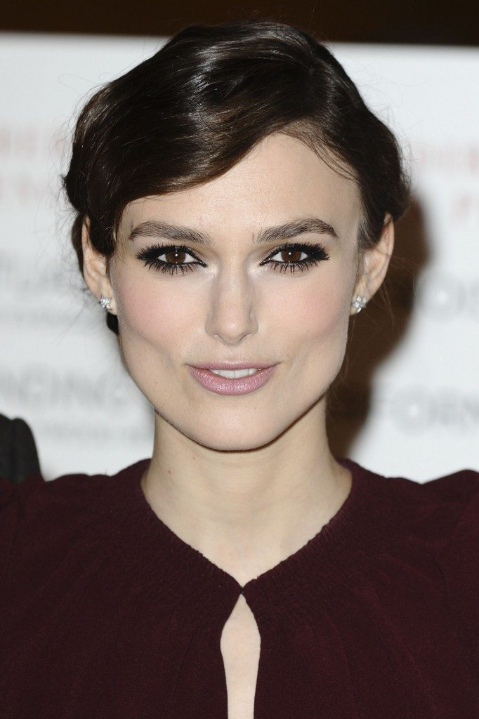 Ms. Cheekbones Keira Knightley