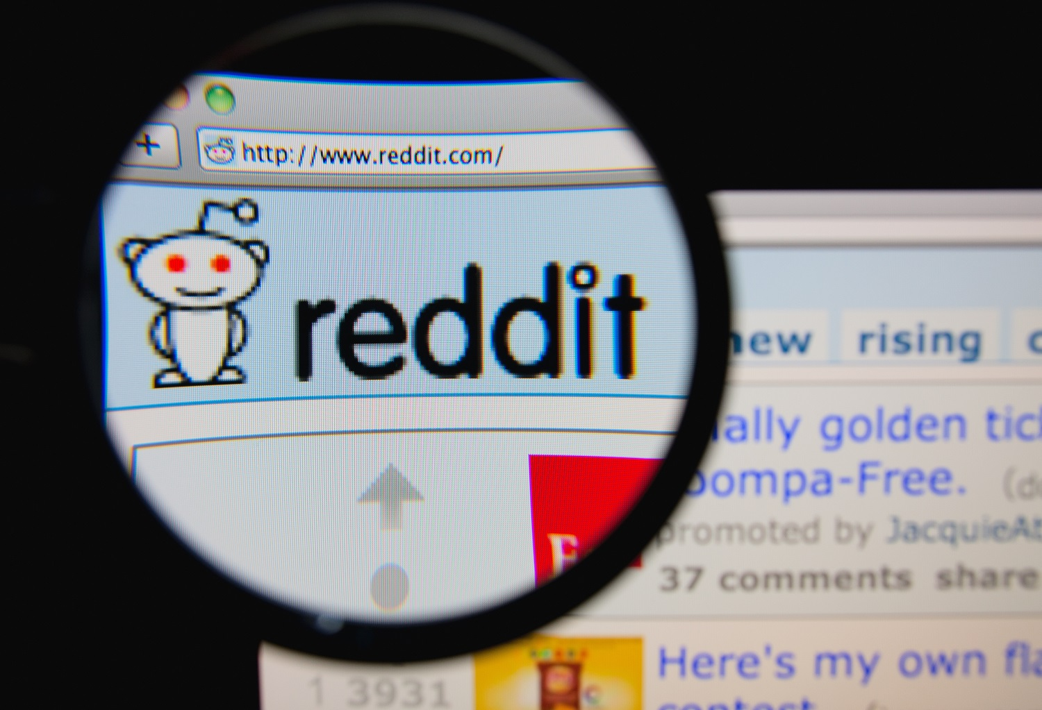 Reddit to the Rescue