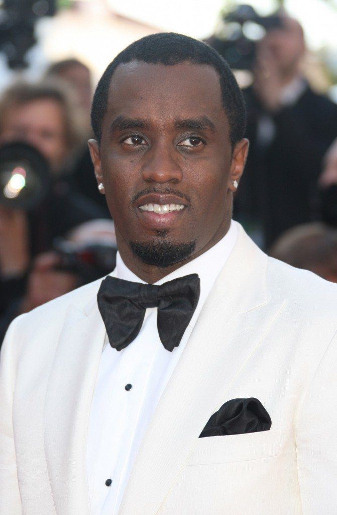 Sean P Diddy Combs