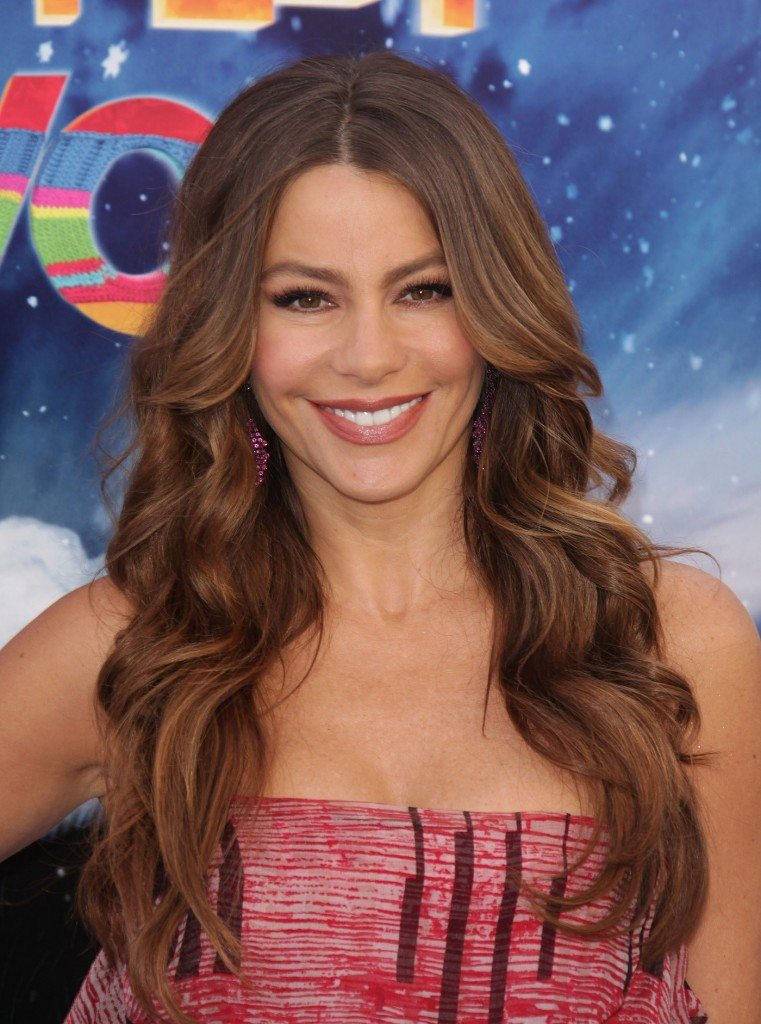 Sofia Vergara Ready Smile