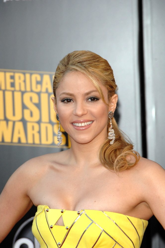 Shakira: 10th Most Beautiful Woman!