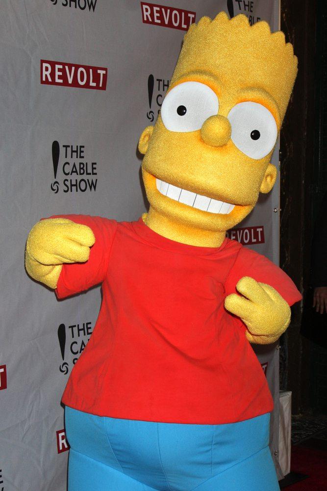 Bart Simpson Shutterstock