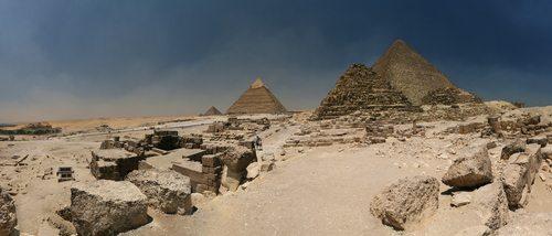 City of the Gods, Giza Plateau