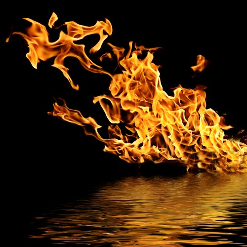 Fire on the Water Battle of the Blackwater