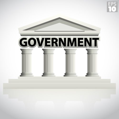 Governments govern. Churches do not.