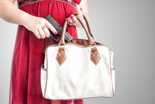 Concealed-Carry Promotes Women's Safety