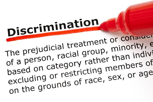 gay marriage should be legal because Illegal Marriage is a form of Discrimination
