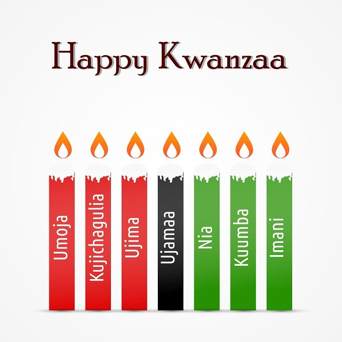 Not All Black People Celebrate Kwanzaa. Nobody's perfect.