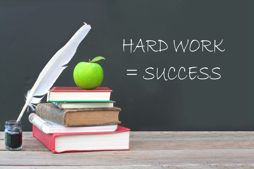 Hard Work is the way to get ahead