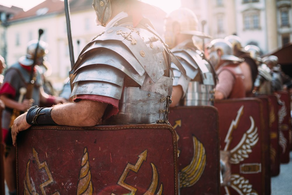 Isis Wants to Fight the Roman Army...  I think they're a bit late