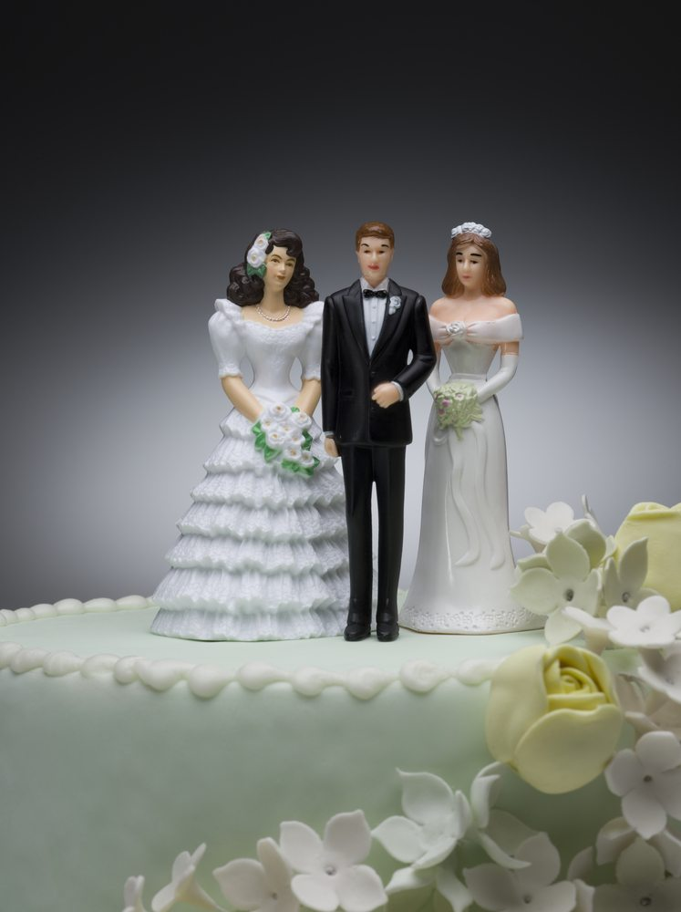 The Mormons really had a thing for polygamy.  Still do.