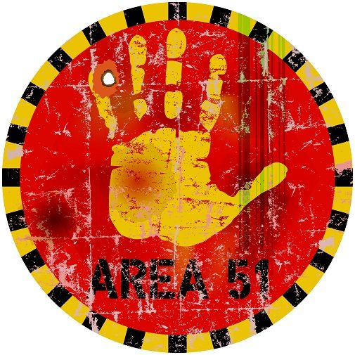 Area 51.  Aliens.  Maybe.