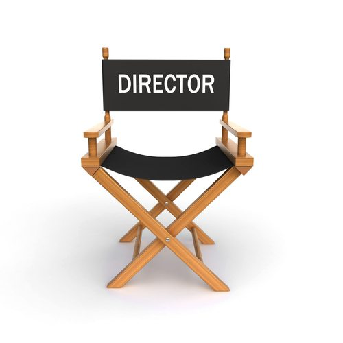 Catcher in the Rye has yet to be made into a movie. The Director's chair is empty