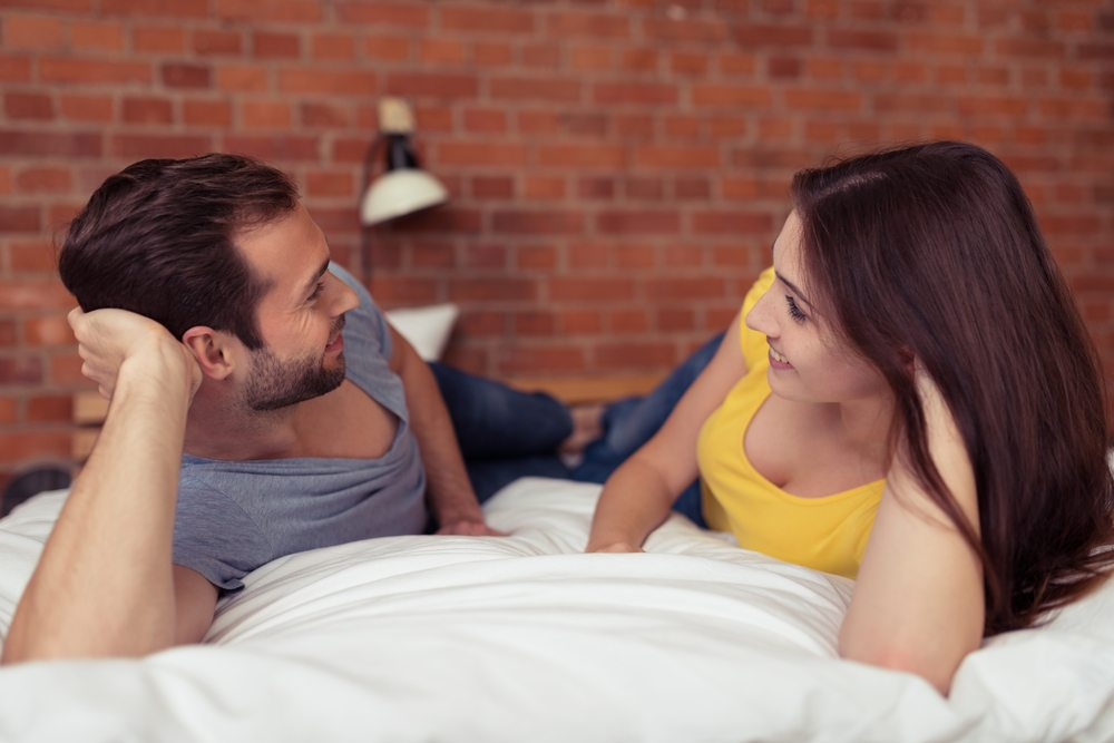 Great kissers know how to communicate and let eachother know what they want