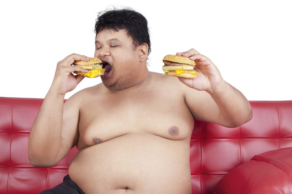 Top 10 Reasons You're Fat