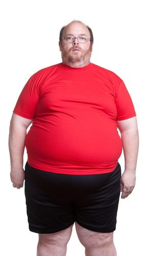 You're overweight because you've given up. Don't! With concerted effort you can lose it!