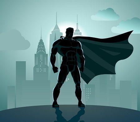 Jesus and Superman share the hero mythology