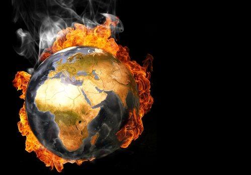 Sure it was warm last year.  But global warming is hoax.  Isn't it.
