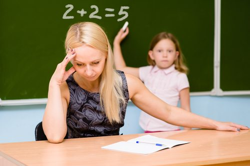 Teachers treat little girls differently when it comes to math and science