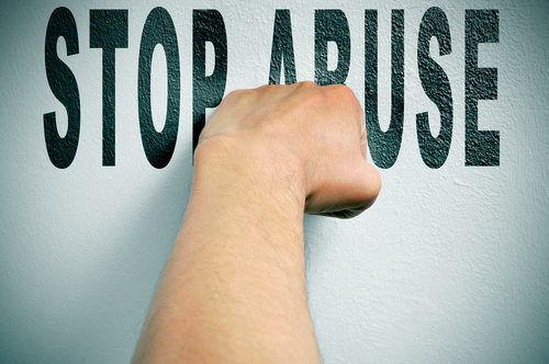 There is no excuse for domestic abuse.