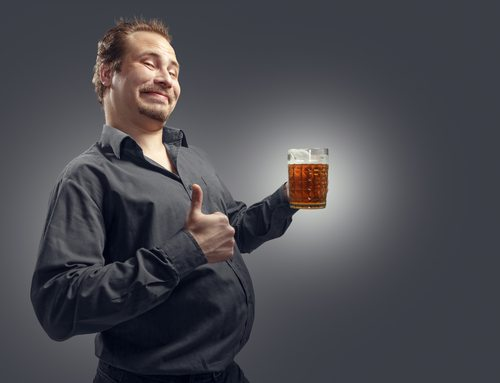 Drink one too many and pretty soon you'll be doing a whole lot worse than giving cheesy thumbs ups.