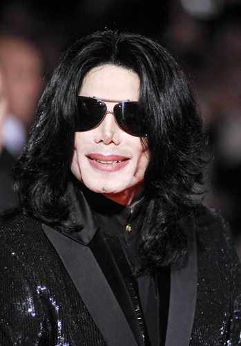 Michael Jackson. A strange man. You better lock up yo kids.