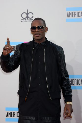 R.Kelly. Best use of the Shaggy Defense, ever. It wasn't me.