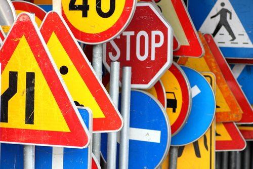Traffic laws are different and disparate worldwide