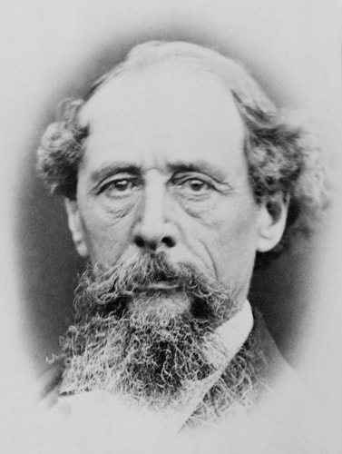 Charles Dickens a rags to riches story he didn't write