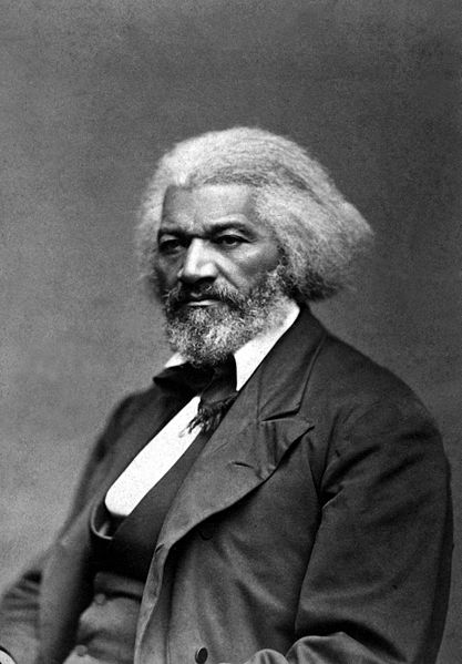 Frederick Douglass a real live rags to riches story