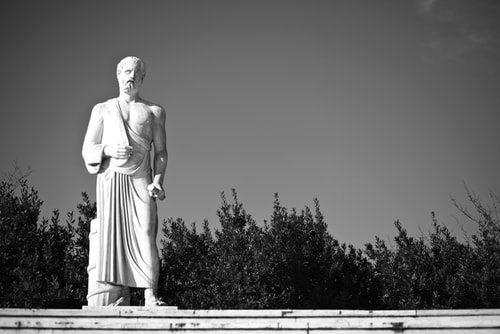 Hippocrates had a gut feeling
