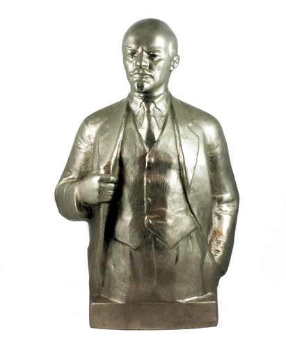 Lenin was a psuedonymn