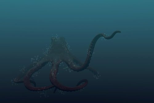 The Giant Octopus
