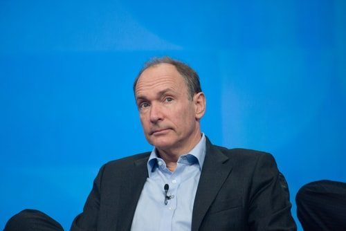 Tim Berners Lee invented the world wide web. Give credit where credit is due.