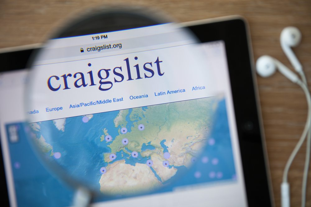 Top 10 Things You Should Know about Craigslist