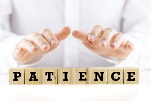Autism requires patience
