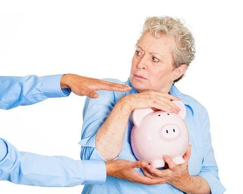 Don't borrow money from Mom!