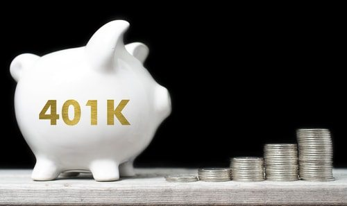 Don't rob yourself.  Protect that 401k