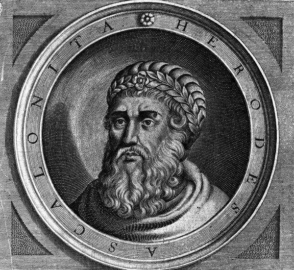 Herod of Israel  - Child Murderer