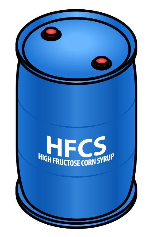 High Fructose Corn Syrup.  Mmmmmmm!!