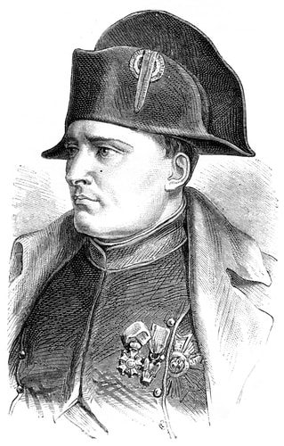Napoleon had big plans for the Louisiana purchase