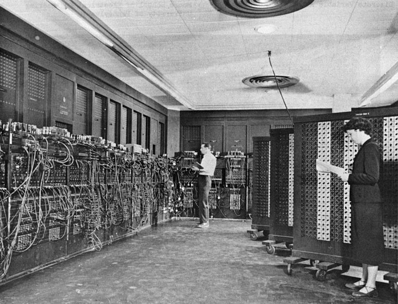 Electronic Numerical Integrator and Computer
