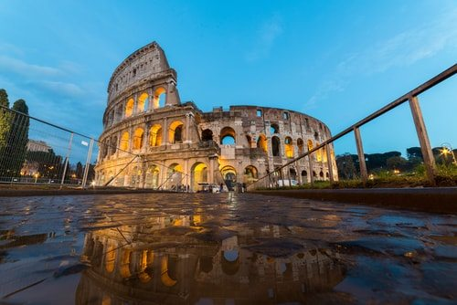 Rome had Gladiators for 700 years.  Let that sink in.  700 hundred years. Amazing!