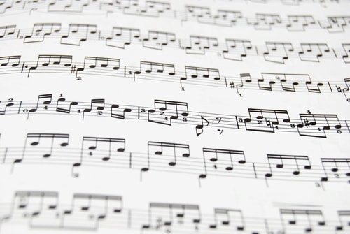 The Beatles couldn't read sheet music.