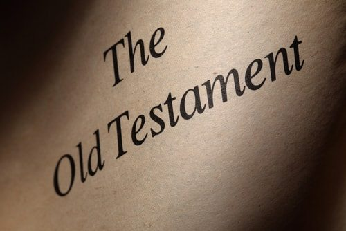 The Old Testament might not be a bullet proof historical record.